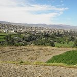 Vista del valle, Arequipa