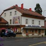 Photo de Hotel Arbez Franco-Suisse