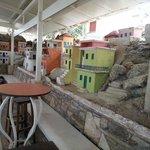 Outdoor/Indoor Bar Area