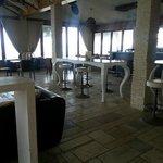 Inside Club & Bar area