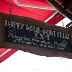 Yes, there is happy hour
