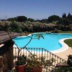 Swimming pool - July 2014