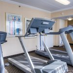 Stay in shape with our Cardio Room