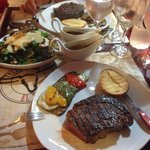 Mein Ribeye Steak