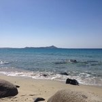 Local beach - 15 minute drive back towards airport - July 2014