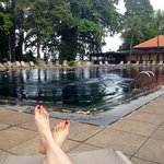 2.5m swimming pool