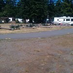 Foto de Salmon Point Resort RV Park & Marina