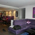 appartement spacieux et bien pensés et conçus