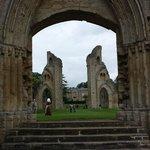 Glastonbury Abbey, Glastonbury