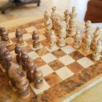 Living Room Chess