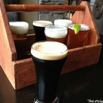 Can't decide what to drink? Get the beer sampler!