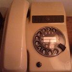 Telefono della stanza