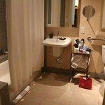 Bathroom - Tub upon request/sink