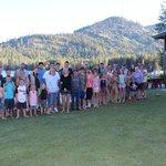 family at donner lake village resort