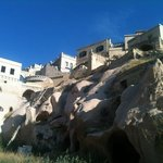 Beatiful Cave Houses of Uchisar