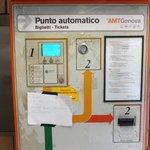HI Genova - Nearby Metro Station Dinegro (true name...)