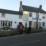 Royal Oak Charmouth