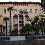 Villa Eugenia facade