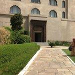 the 300 year old grand darwaza