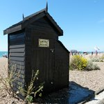 The Old Smokehouse on the Beach