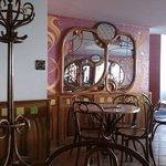 Bratislava - Schokokafe Maximilian - Jugendstil