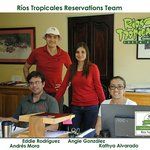 Rios Tropicales Reservations Team