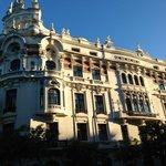 AC Palacio del Retiro, Madrid
