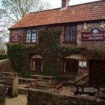 Queen Victoria Pub  Priddy