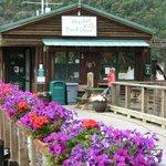 Dock Store at the Deer Harbor Maarina