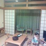 14.02.01【海の健康村】和室の雰囲気②