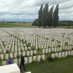 The Largest War Grave Cemetery