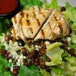 Pecan Chicken  Salad (grilled)