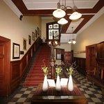 Grand foyer - 19th C style