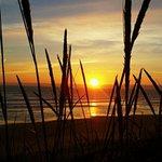 Sunset na duna 14