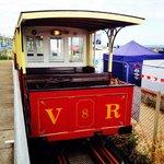 Volks railway carriage