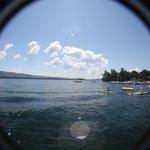 Fish Eye View.