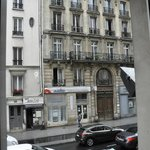 view of  LOUD street