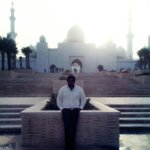 Caiyad Phahad at Sh Zayed Mosque