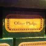 oliver phelp's wand box