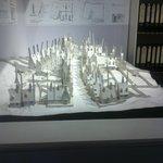 The amazing model of hogsmede