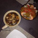 Mixed Seafood Hot Pot, not good