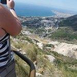 view over fuengirola