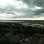 Reagan Airport+Potomac River