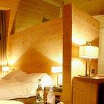 Notre mini-suite, très cosi et confortable