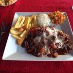 Mexican steak yum yum ��
