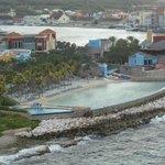 Rif Fort/Renaissance Curacao Resort & Casino from cruise ship