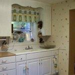 Cedar Ridge Cottage Kitchen