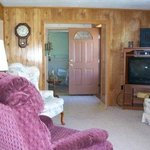 Cedar Ridge Cottage Family Room