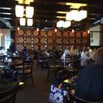 Interior of Coopers Hawk.