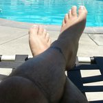 R&R (and warmth) for the feet